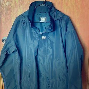 Pre-owned Helly Hansen Men Raincoat/jacket.